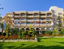 Sun Beach Resort Complex 4* (Ialyssos, Rhodes, Greece)