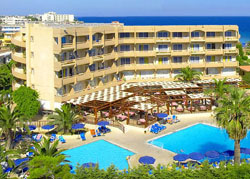 Sun Beach Resort Complex 4* (Ialyssos, Rhodes, Greece)
