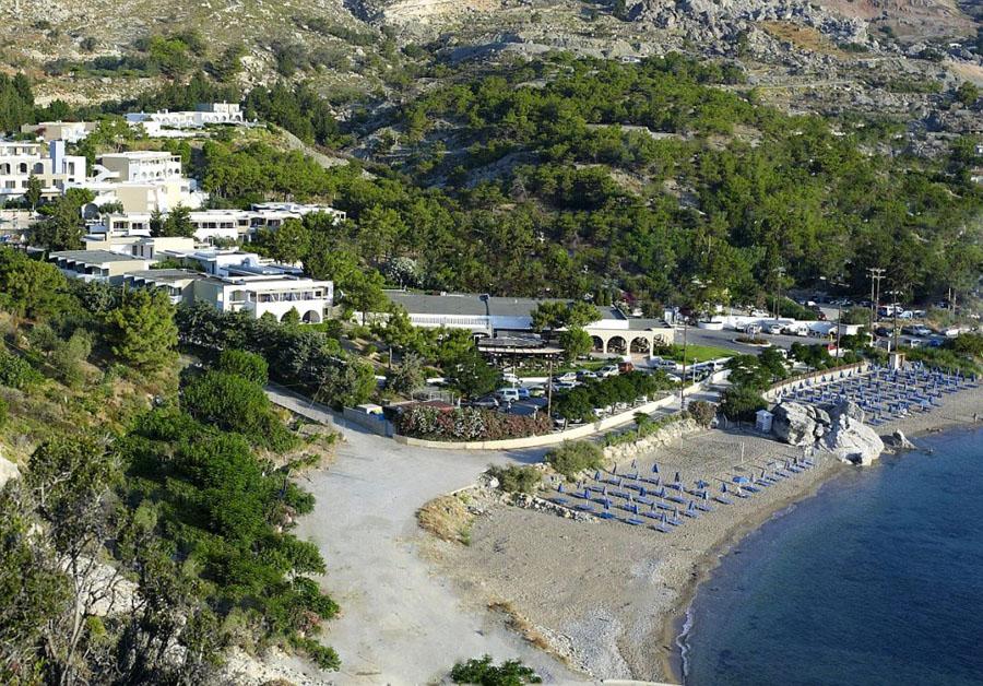 Hotel Porto Angeli Beach Resort 4 Stegna Beach