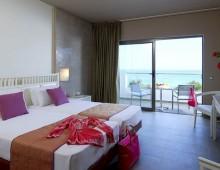 Porto Angeli Beach Resort 4* (Stegna Beach, Archangelos, Rhodes, Greece)