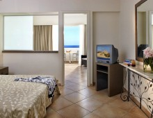 Porto Angeli Beach Resort 4* (Stegna Beach, Archangelos, Rhodes, Greece)