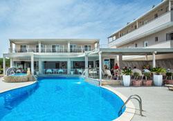 Anna Hotel 3* (Pefkohori, Kassandra, Chalkidiki, Greece)