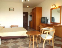 Aristoteles Holiday Resort & Spa 4* (Ouranoupolis, Athos, Chalkidiki, Greece)