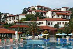 Aristoteles Holiday Resort & Spa 4* (Ouranoupolis, Athos, Chalkidiki, Greece)