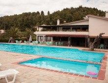 Bellagio Hotel 3* (Fourka, Kassandra, Chalkidiki, Greece)