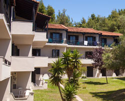 Bellagio Hotel 3* (Fourka, Kassandra, Chalkidiki, Greece)