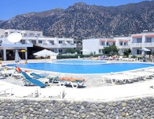Evripides Village Beach 4* (Kardamena, Kos, Greece)