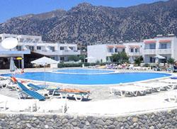Evripides Village Beach 4* (Kardamena, Kos, Greece)