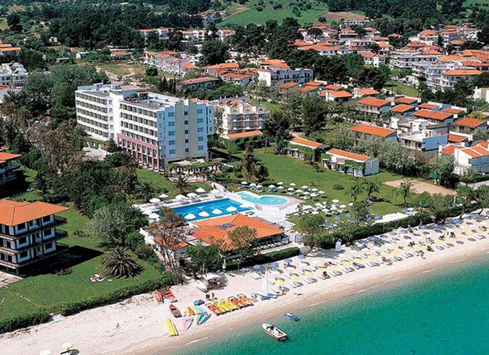 Hotel Grecotel Pella Beach 4 Hanioti Chalkidiki Greece