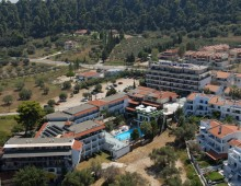 Kriopigi Beach Hotel 4* (Kriopigi, Kassandra, Chalkidiki, Greece)