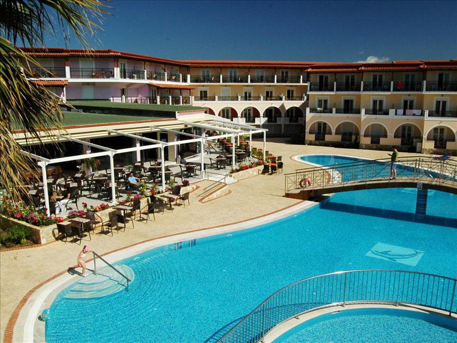 Majestic Hotel Amp Spa 4 Laganas Zakynthos Greece