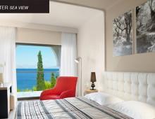 Marbella Beach Hotel Corfu 5* (Agios Ioannis Peristeron, Corfu, Greece)