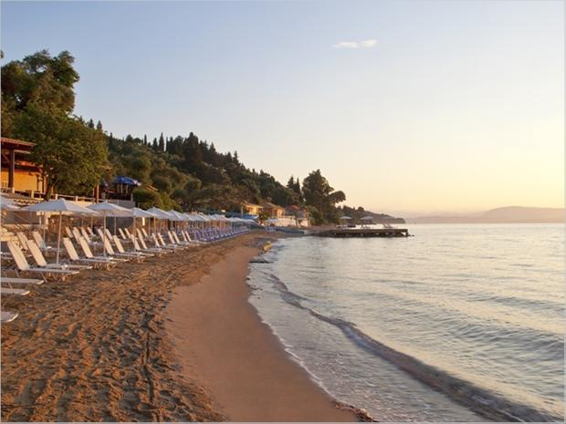 Aeolos Beach Resort 4 Corfu Greece