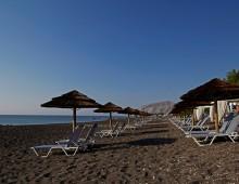 Mediterranean Beach 4* (Agia Paraskevi, Kamari, Santorini, Greece)