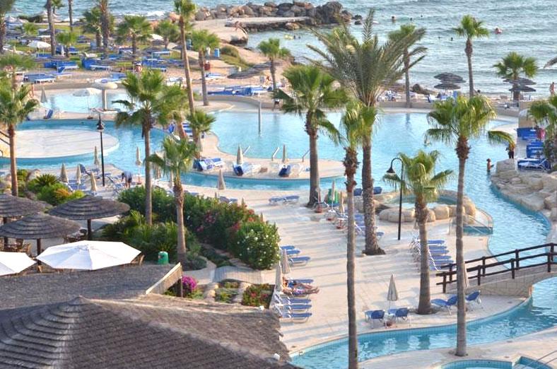 Adams Beach Hotel 5 Nissy Bay Ayia Napa Cyprus