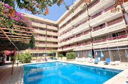 Arsinoe Beach Hotel 3* (Limassol, Cyprus)