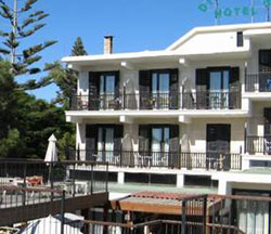 Dionysos Central Hotel 3* (Paphos, Cyprus)