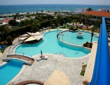 Faros Hotel 3* (Ayia Napa, Cyprus)