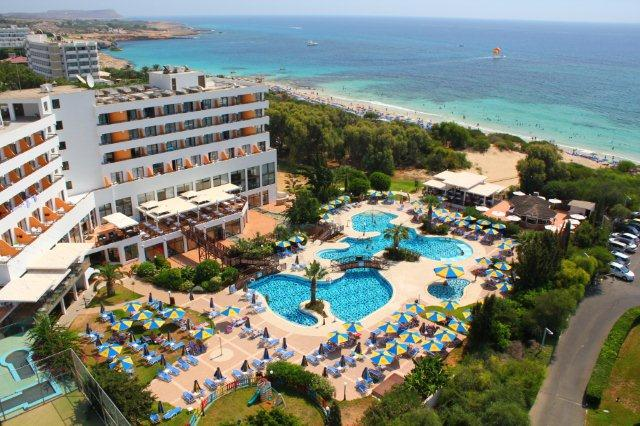 Melissi Beach Hotel 4 Ayia Napa Cyprus