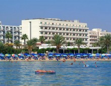 Nelia Beach Hotel 3* (Ayia Napa, Cyprus)