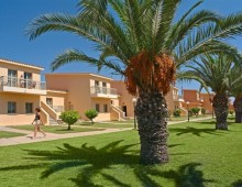 Bungalows in the Nissiana Hotel & Bungalows 3* (Ayia Napa, Cyprus)