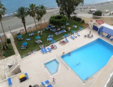 Poseidonia Beach Hotel 4* (Limassol, Cyprus)