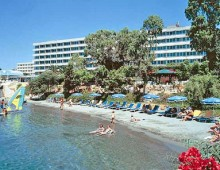 Royal Apollonia Beach 5* (Limassol, Cyprus)