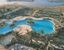 Sentido Sandy Beach Hotel 4* (Larnaca, Cyprus)