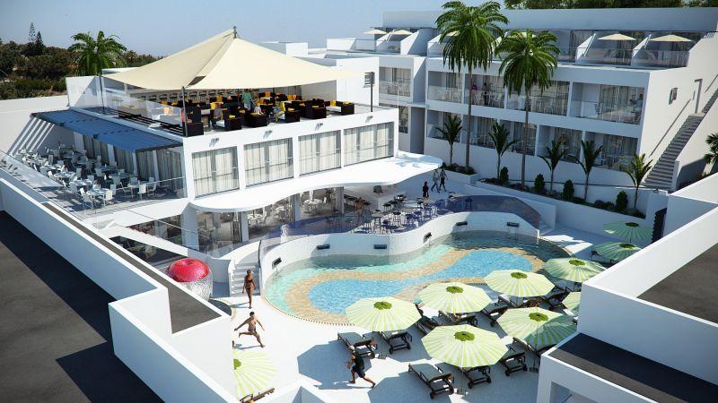 Hotel Tasia Maris Oasis 4 Ayia Napa Cyprus