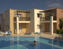 Akteon Holiday Village 4* (Paphos, Cyprus)