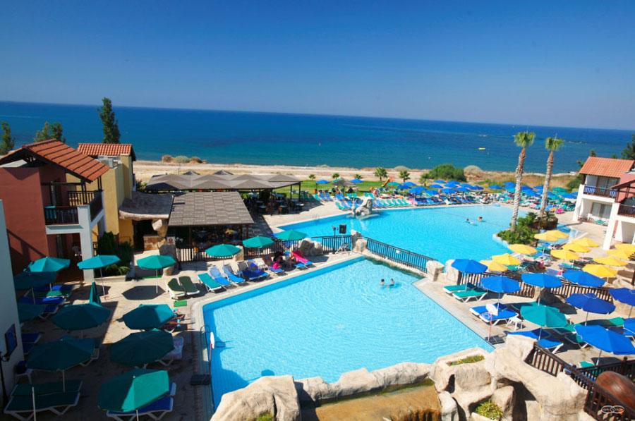 Aqua Sol Holiday Village 4 Coral Bay Paphos Cyprus