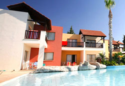 Aqua Sol Holiday Village 4* (Coral Bay, Paphos, Cyprus)