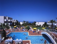 Paramount Hotel Apts 4* (Protaras, Cyprus)