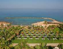 St. George Hotel Spa & Golf Beach Resort 4* (Paphos, Cyprus)