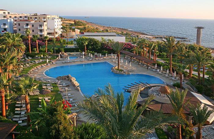 St George Hotel Spa Amp Golf Beach Resort 4 Paphos Cyprus