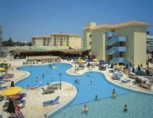Panorama of the Vangelis Hotel & Suites 4* (Protaras, Cyprus)