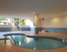 Indoor pool in the Vangelis Hotel Apts Class A 4* (Protaras, Cyprus)