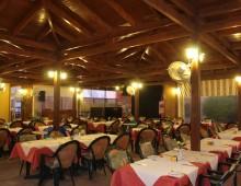 Restaurant in the Vangelis Hotel Apts Class A 4* (Protaras, Cyprus)