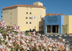 Vangelis Hotel & Suites 4* (Protaras, Cyprus)