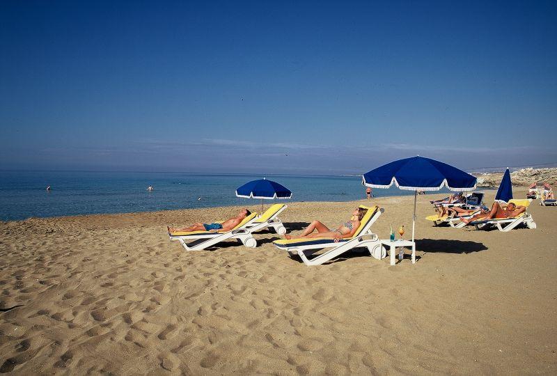 Venus Beach Hotel 5 Paphos Cyprus