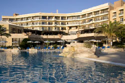 Venus Beach Hotel 5* (Paphos, Cyprus)
