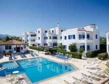 Arco Baleno Apartments 3* (Anissaras, Hersonissos, Crete, Greece)
