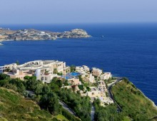 CHC Athina Palace Resort & Spa 5* (Lygaria, Agia Pelagia, Heraklion, Crete, Greece)