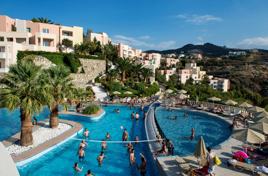 Chc Athina Palace Resort Amp Spa 5 Heraklion Crete Greece