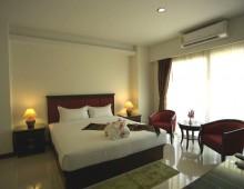Eurostar Jomtien Beach Hotel & Spa 3* (Jomtien, Pattaya, Thailand)