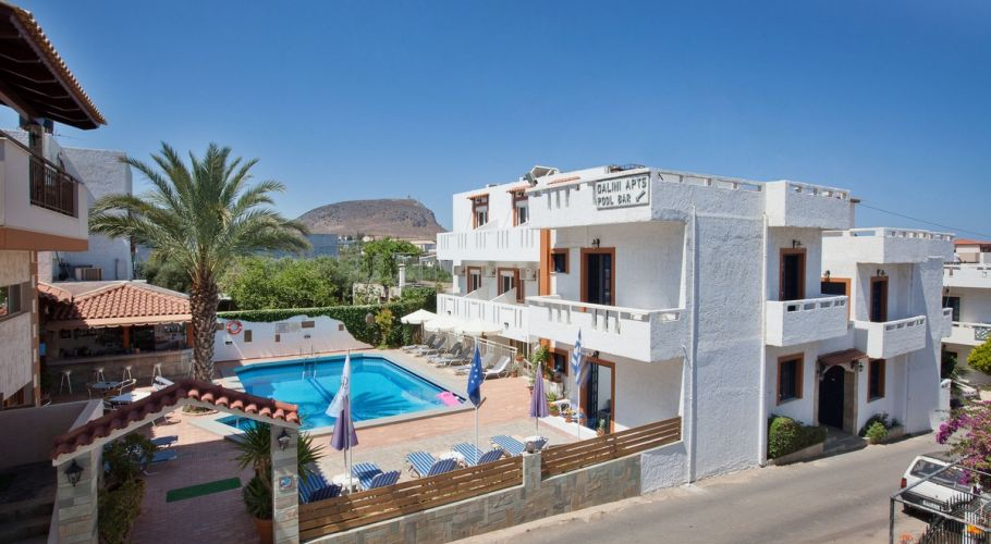 Galini Apartments & Studio 2* (Analipsis, Crete, Greece)