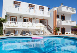 Galini Apartments & Studio 2* (Analipsis, Hersonissos, Crete, Greece)
