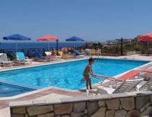 Irida Apartments 3* (Agia Pelagia, Heraklion, Crete, Greece)
