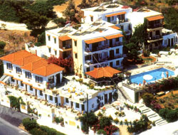 Irida Apartments 3* (Agia Pelagia, Heraklion, Crete, Greece)