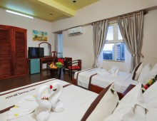 Nha Trang Beach Hotel 3* (Nha Trang, Vietnam)